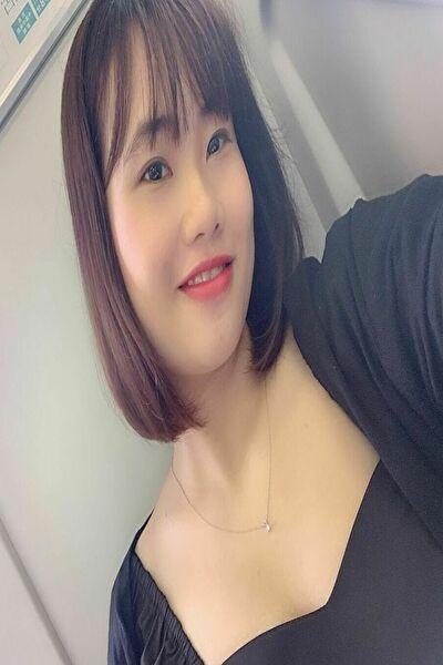千葉県在中の笑顔の可愛いベトナム女性20代