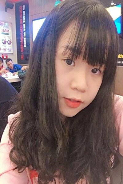 神奈川県在中のあどけなさの残る可愛いベトナム女性20代