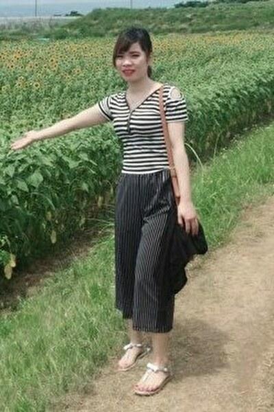 山梨県在中の日本語と英語が話せる小柄で可愛いベトナム女性20代