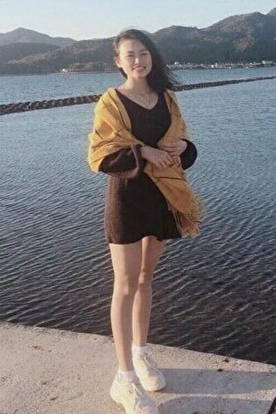 山口県在中の清楚で可愛いいベトナム女性20代