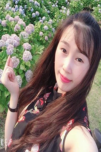 熊本在中の花が大好きなベトナム女性30代