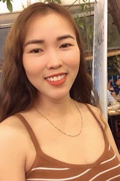 夢多き乙女ベトナム女性20代