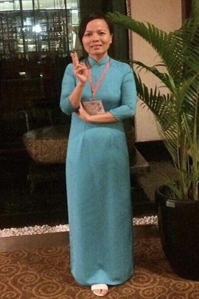 福岡在中の謙虚で知的なベトナム女性30代