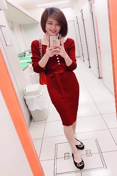 仙台在中のおしゃれで素敵なベトナム女性20代