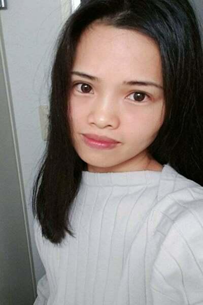 茨城県在中の瞳の綺麗な在日ベトナム女性30代
