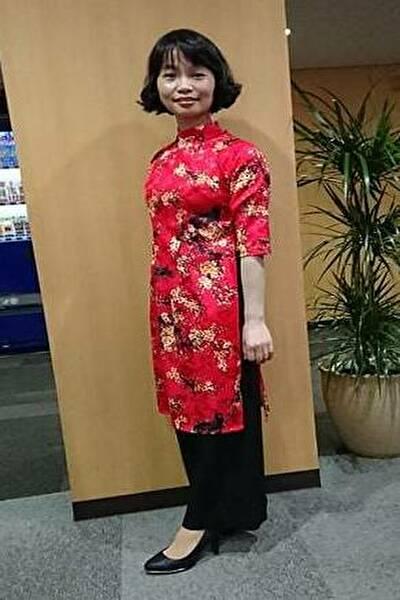 茨城県在中の何事にも前向きなベトナム女性30代