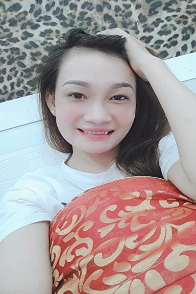 いつも笑顔の絶えないベトナム女性30代