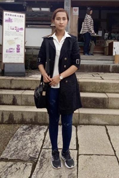 大阪在中シンプル思考の在日ベトナム女性20代