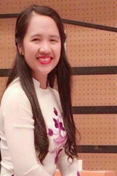 福岡県在中の在日ベトナム女性20代