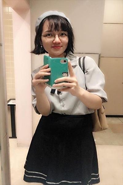 千葉県在中日本語1級のベトナム女性20代