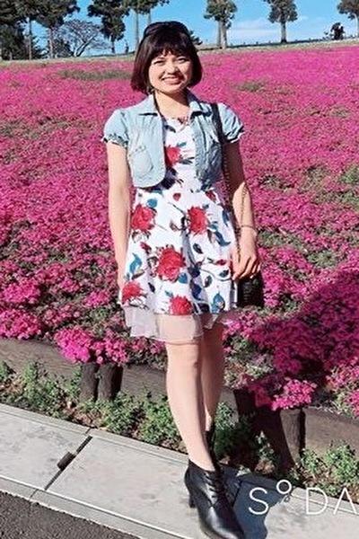 群馬県在中の日本滞在10年の在日ベトナム女性30代