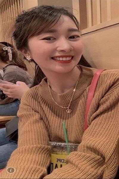 東京在中の清楚で素敵なベトナム女性20代