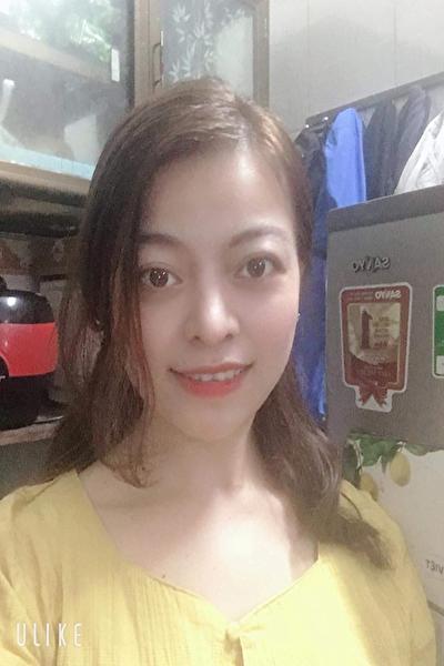 料理が大好きなベトナム女性20代