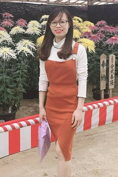 福岡県在中の日本と子供が大好きなベトナム女性20代
