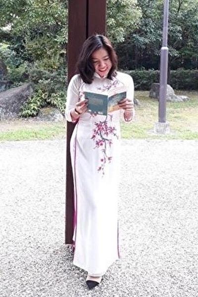 日本人大好きなベトナム女性20代