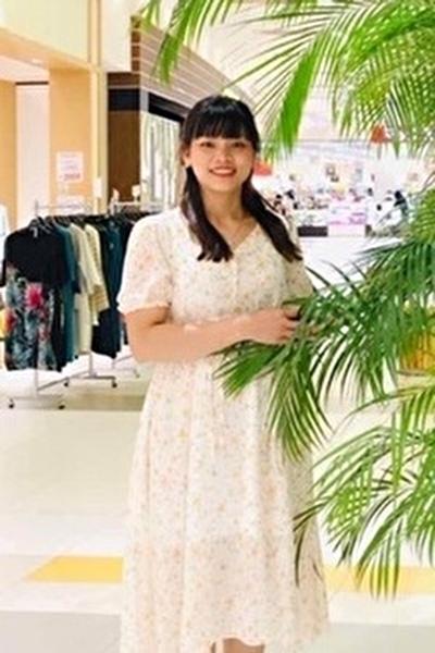 三重県在中の日本在住9年目のべトナム女性30代