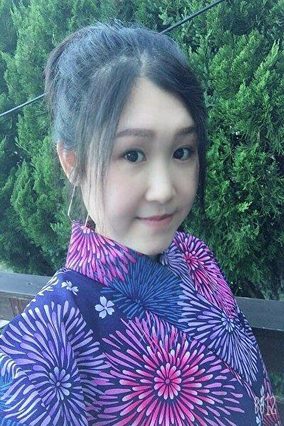 福山市在中の着物が似合うベトナム女性20代