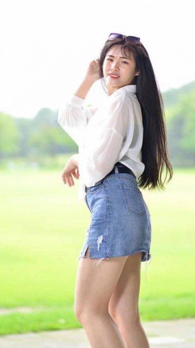 鹿児島県在中のお洒落なベトナム女性20代