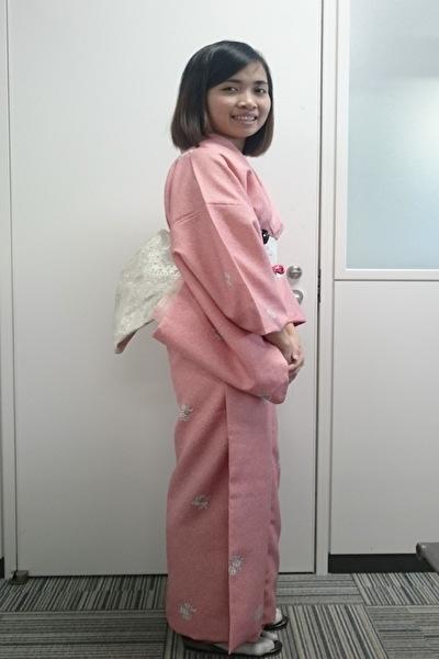 埼玉県在中の日本語の上手なベトナム女性20代