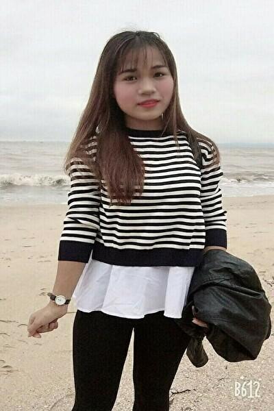 熊本県在中の穏やかなベトナム女性20代