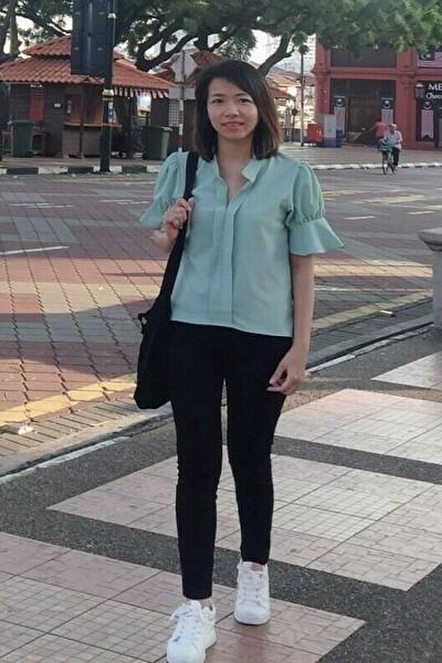 笑顔の溢れる家庭を希望しているベトナム女性30代