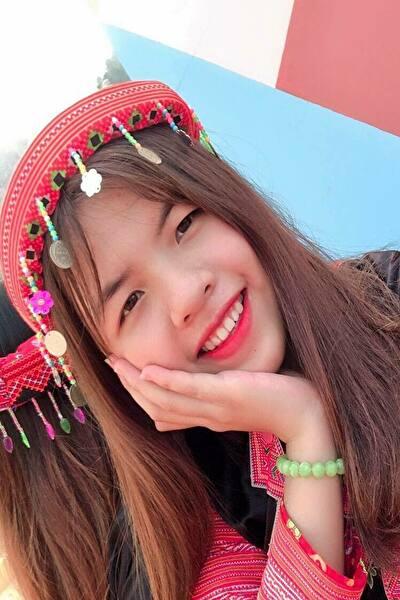 東京在中のお茶目なベトナム女性20代