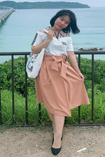 島根県在中の皆に知的で穏やかなベトナム女性20代