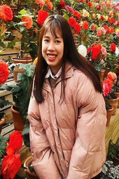 愛知県在中の可愛いベトナム女性20代