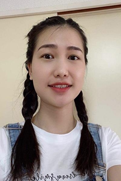 神奈川県在中の素直で可愛いいベトナム女性20代