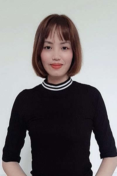 おおらかで決断力のあるベトナム女性20代