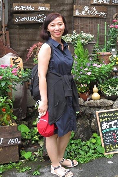 岐阜県在中の真面目なベトナム女性30代