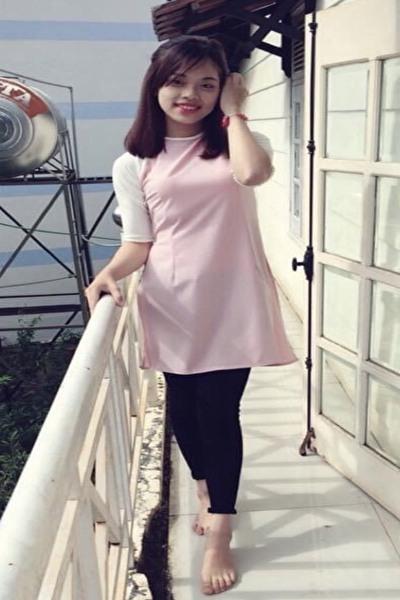 日本文化が好きなベトナム女性20代