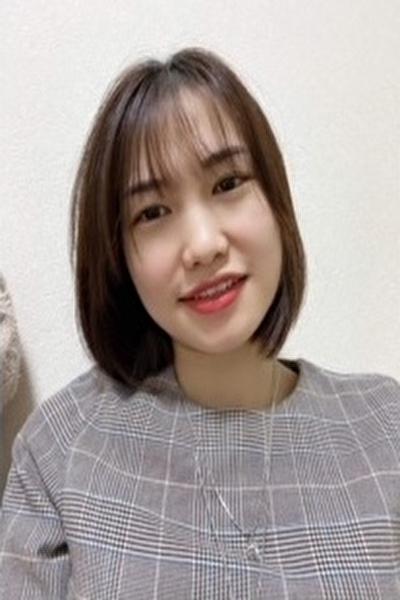 神奈川県在中のおおらかなベトナム女性20代