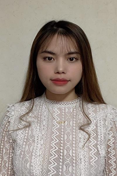 奈良県在中のお洒落で素敵なベトナム女性20代