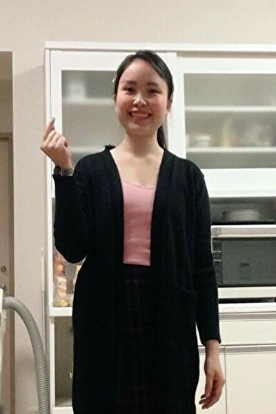 福岡県在中の明るくて元気一杯のベトナム女性20代