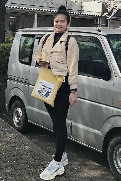石川県在中のおおらかなベトナム女性20代