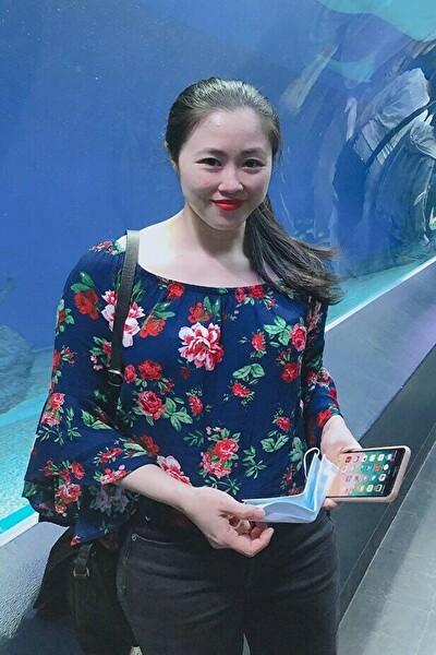 東京在中の落ち着きのあるベトナム女性30代