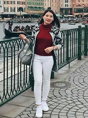 神奈川県在中の海の好きなベトナム女性30代