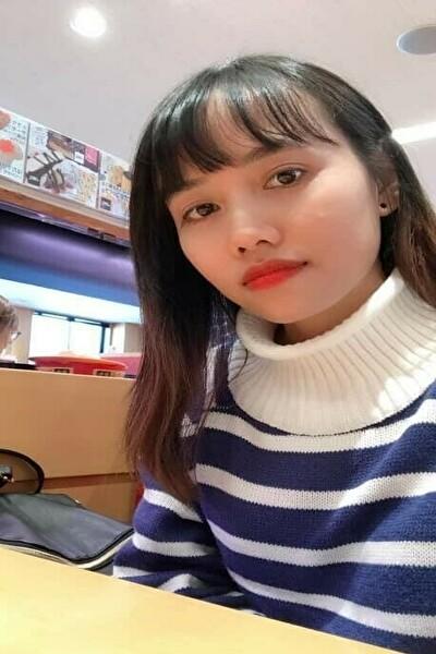 愛知県在中の清楚なベトナム女性20代(JP166)