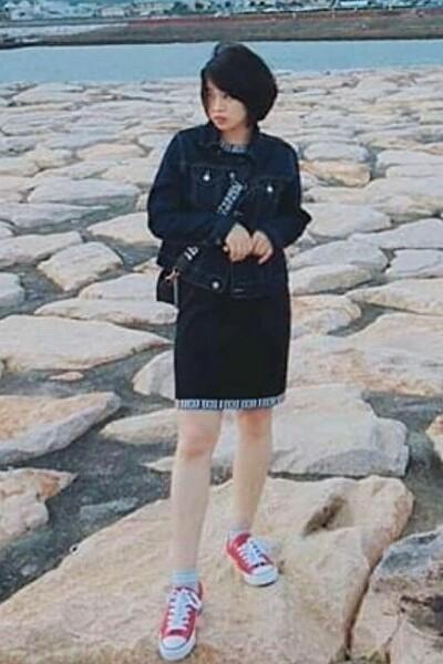 和歌山県在中の清楚なベトナム女性20代(SAM126)