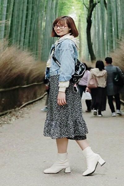 東京在中の気取りのない素直なベトナム女性20代(JP184)