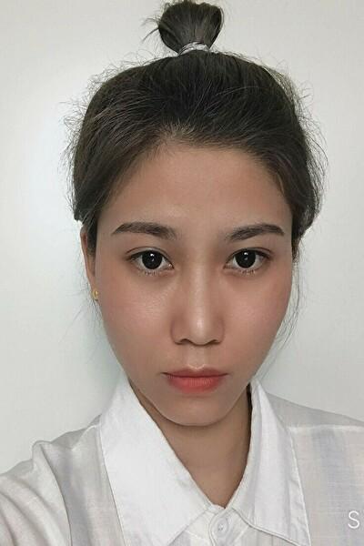 長野県在中の清潔感のある素敵なベトナム女性20代(JP205)